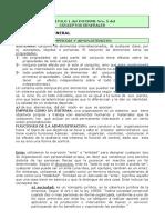 Resumen Auditoria - Fowler Newton
