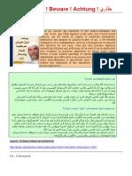 Attention - Danger Baatho-Islamiste