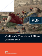 Guilliver´s travels in lilliput