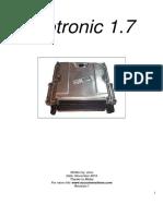 Motronic 1.7 Guide