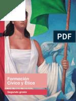 Primaria Segundo Grado Formacion Civica y Etica Libro de Texto