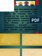 Ps. Educativa Clase I