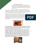 Cultura Gastronomia Costumbres y Tradiciones de Jutiapa