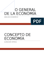Marco General de La Economía Equipo 1