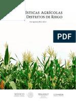 Estadisticas Agricolas DR 2013-2014