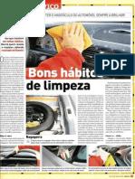 Como Limpar o Carro