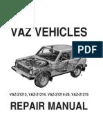 Lada Niva Service Manual(ENG)
