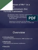 CHM Presentation