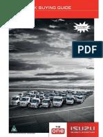 Isuzu Truck Buyers Guide 2011 Edition