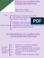 Patogenia de la infeccion y resistencia del huesped [Cuadro Sinóptico]