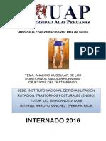 Análisis muscular de los trastornos angulares en miembros inferiores lic dina.docx
