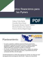 Instrumentos Financieros Para Las Pymes (2)