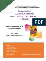 Proyecto - Drogas y Alcohol Mezcla Letal