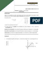 Guía Teórica - Funciones I