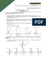 Guía Teórica - Funciones II