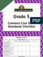 TCR CCSS Checklist Grade 5.pdf