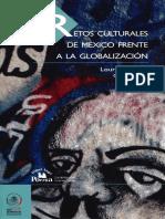 Libro Retos Culturales de México Frente a La Globalización