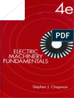 Electric Machinery 4th Edition by Chapman