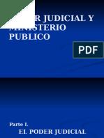 Poder Judicial y Ministerio Publico