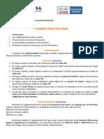 ☺ Práctico Final CCNAv6 - Módulo I - Gustavo Spinetti