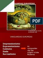 VANGUARDAS EUROPEIAS.ppt