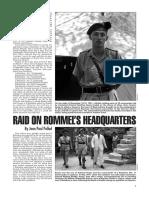 The Raid on Rommel's Headquarters