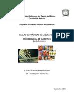 Manual de Micro de Alimentos