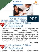 Aula 02 - PRM e Regulamentação