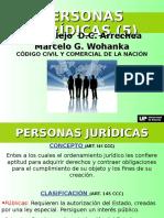Clase 5o Personas Juridicas 2016 2o