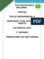 7° REPORTE VIBRACIONES DE UNA CUERDA.docx