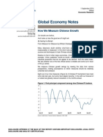 Global Economy Notes - Cs