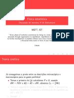 Teorema H de Boltzmann