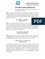 Reacción de Iodato de Potasio Con Sulfito de Sodio (2)