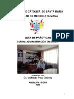 Guía de Prácticas, As I 2015