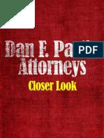 Dan F. Partin Attorneys – Closer Look