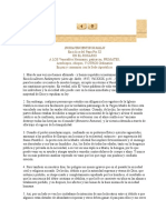 Carta Encíclica Ingravescentibus Malis de s.s. Pio Xi Sobre El Rosario