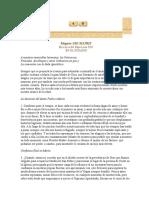 Carta Encíclica Magnae de Leon Xiii Dei Matris Sobre El Santo Rosario