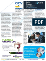 Pharmacy Daily for Mon 12 Sep 2016 - Chemmart ACCC undertaking, Sanofi Diabetes Care program launch, Kiwi team wins Guild comp, Weekly Comment and much more