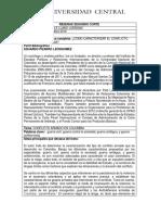 Reseña Como Caracterizar El Conflicto Docx