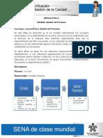 Actividad de Aprendizaje Unidad 3 Gestion de Procesos Enviar