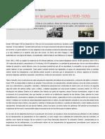 La Familia Obrera en Chile