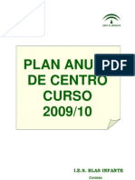 Anexo I-PAC 2009-10 IESBI