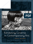 Exhibiting Cinema in Contemporary Art - Erika Balsom