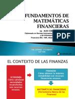 Fundamentos de-matematicas Financieras