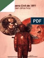 100 Años Guerra Civil 1891