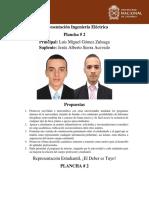 Representación Ingeniería Eléctrica - 2016/2