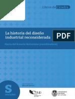 La historia del diseño industrial reconsiderada