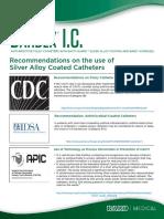 IC CDC CatheterizationRecommendations