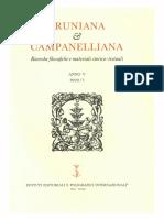 Bruniana & Campanelliana Vol. 5, No. 1, 1999.pdf
