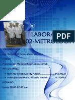 Lab 02 Metrología